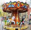 Парки культуры и отдыха в Иваньковском