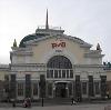 Железнодорожные вокзалы в Иваньковском