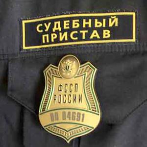 Судебные приставы Иваньковского